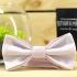 Купить галстук-бабочку розового цвета thumb