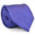Галстук фиолетового цвета с принтом thumb