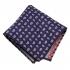 Купить синий платок с красными огурцами thumb