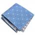 Голубой платок в карман пиджака thumb