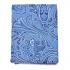 Голубой нагрудный платок thumb