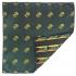 Нагрудный платок зеленые гербы thumb