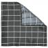 Купить платок черного цвета с принтом thumb
