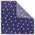 Купить нагрудный платок с рисунком клевер thumb