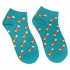 Короткие летние носки с карандашами thumb