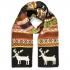 Купить скандинавский шерстяной шарф thumb