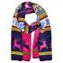 Купить шарф с оленями thumb