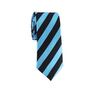 Узкий галстук #001 (полоска)