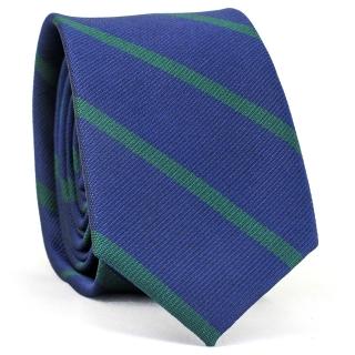Узкий галстук #153 (полоска)