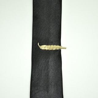 Купить зажим на галстук колос