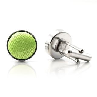 Запонки #017 (зеленые)