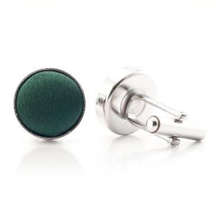 Запонки #023 (зеленые)