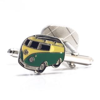 Купить запонки хиппи микроавтобус