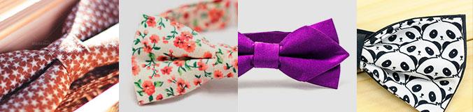 Производство галстуков-бабочек